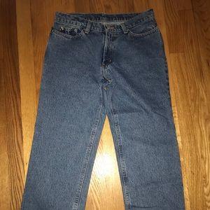 Vintage Ralph Lauren Mom Jeans